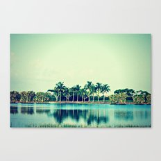 You can Jump Right In Canvas Print