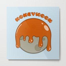 Honeymooon Metal Print