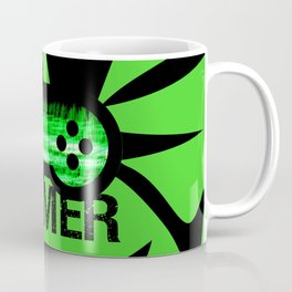 Gamer Green V2 Coffee Mug