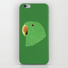 Eclectus [Male] Parrot iPhone & iPod Skin