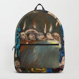 """El Greco (Domenikos Theotokopoulos) """"Pentecost"""" Backpack"""