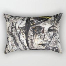 inked #2 Rectangular Pillow