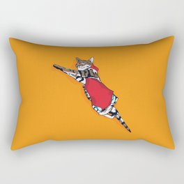 Triumphant Teagan Rectangular Pillow