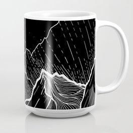 Sea mountains Coffee Mug