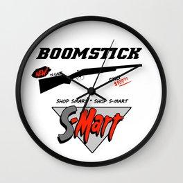BOOMSTICK Wall Clock