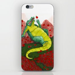 Allison's Alligator iPhone Skin