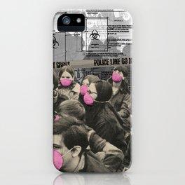 Quarantine iPhone Case