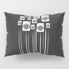 Music is Life Pillow Sham