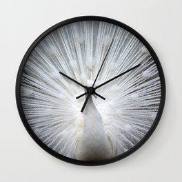 Peacock20160401 Wall Clock
