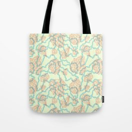 diamonds + chains Tote Bag