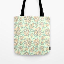 diamonds + chains Tote Bag