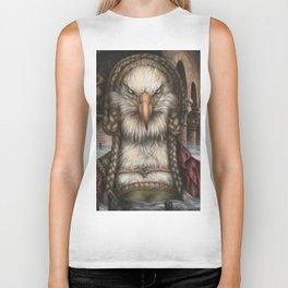 Great Spirit Rising Biker Tank