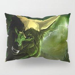 Wolf World Pillow Sham