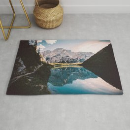 A look on the lake Rug