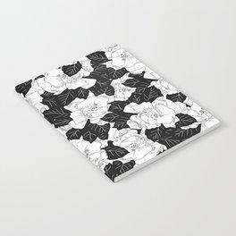 Gardenias Notebook