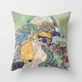 Baby (Cradle) Throw Pillow