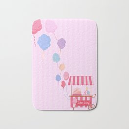 Cotton Candy Shop Bath Mat