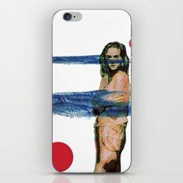 """Codename: Susan Glenn."" Pt.12 iPhone Skin"
