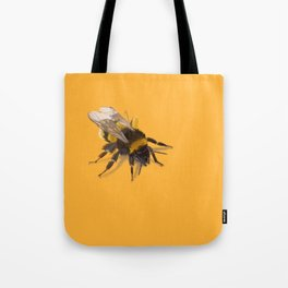 Bee fuzz Tote Bag