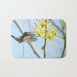 little wing Bath Mat