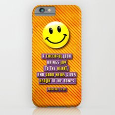 A Cheerful Look iPhone 6s Slim Case
