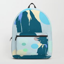 Clipart girl Backpack