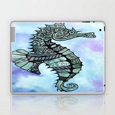 Tatoo Seahorse Laptop & iPad Skin