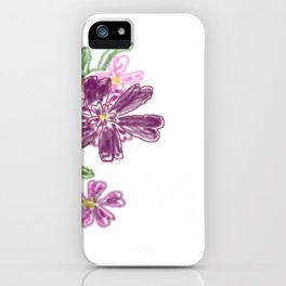 Sommer Rosen iPhone Case