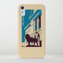 Art Institute Chicago iPhone Case