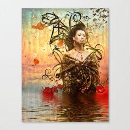 HVH Yukari  Canvas Print