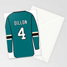 Brenden Dillon Jersey Stationery Cards
