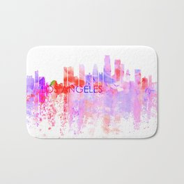 Love Los Angeles Bath Mat