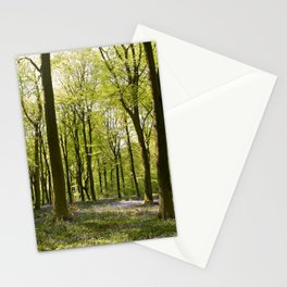Deep in Micheldever Wood 2 Stationery Cards