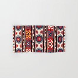 Kazak  Antique Southwest Caucasus Kilim Print Hand & Bath Towel