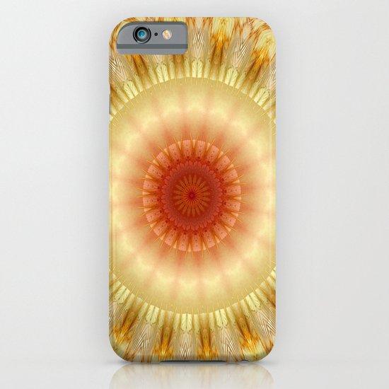 Mandala 9 iPhone & iPod Case