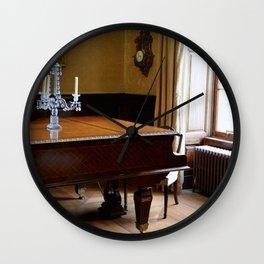 Classic Piano Wall Clock