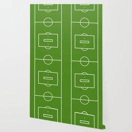 Football field fun design soccer field Wallpaper