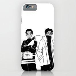 Bino of the Sand x Lupe Aburame iPhone Case