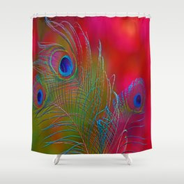 Drei  Shower Curtain