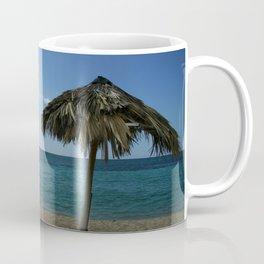 Caribean beach Coffee Mug
