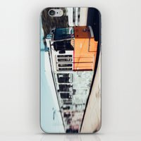 budapest iPhone & iPod Skins featuring Budapest by Johnny Frazer