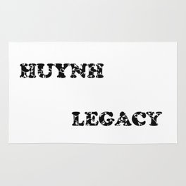 Huynh Legacy Scattered Leaves Rug