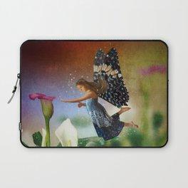 Floating Fairy Laptop Sleeve