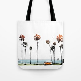 LA love  Tote Bag