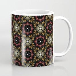 Metallic Deco Wine Coffee Mug