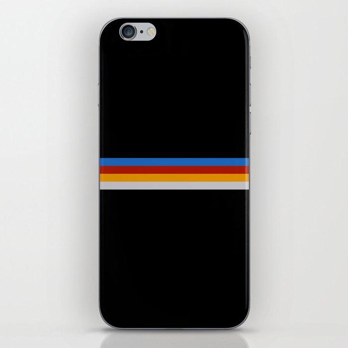 Frigg - Classic Minimal Retro Stripes iPhone Skin