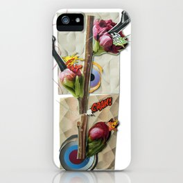 Genetically modified   Collage iPhone Case