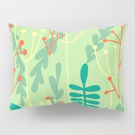 whimsy botanical Pillow Sham