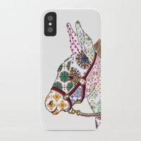 donkey iPhone & iPod Cases featuring DONKEY by Mai Kurihara