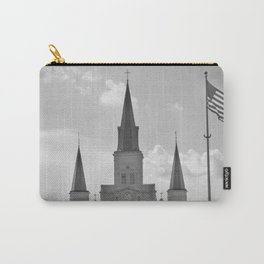 St. Louis Cathedral - Jackson Square, New Orleans Carry-All Pouch